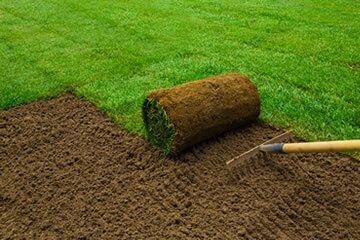 Turfing & Planting