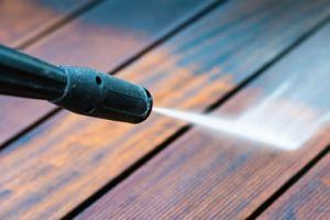 Professional jet washing services in Bristol from Bark and Gardens